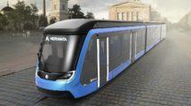 Vizualizace nové tramvaje ForCity Smart Arctic pro Tampere. Foto: Škoda Transportation