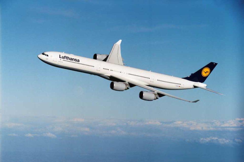 Lufthansa a její Airbus A340-600. Foto: Lufthansa