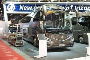 Scania Irizar i8 na veletrhu Busworld, foto: Zdopravy.cz/Josef Petrák