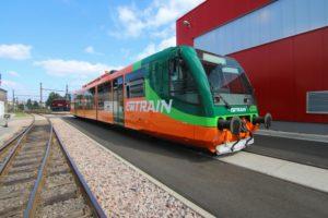 Jednotka RegioSprinter společnosti GW Train Regio. Foto: GWTR