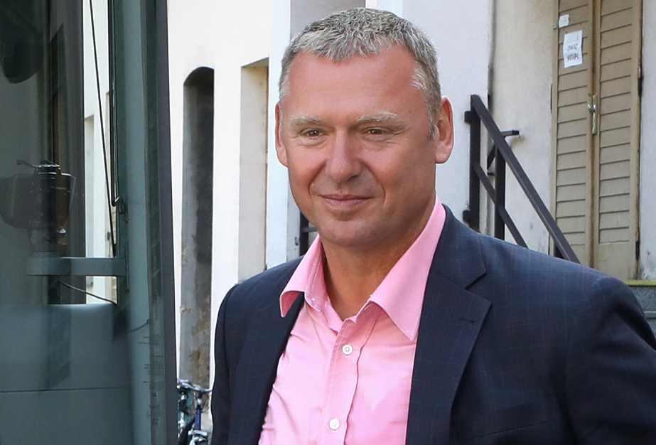 Pavel Steiner. Foto: archiv