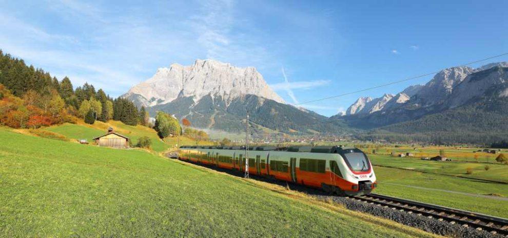 Vizualizace jednotky Talent 3 pro ÖBB. Foto: Bombardier