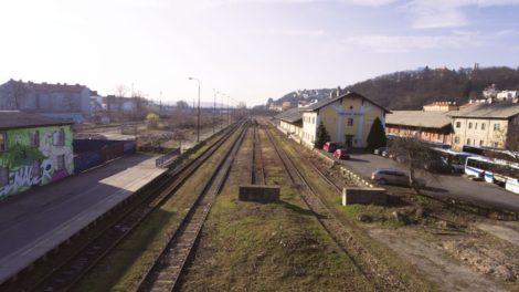 Areál Smíchovského nádraží. Autor: IPR Praha