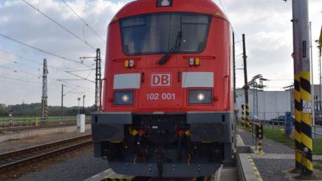 Lokomotiva Škoda vyrobená pro Bavorsko. Autor: Zdopravy.cz/Jan Šindelář