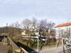 Proměna areálu Smíchovského nádraží.Autor: IPR Praha