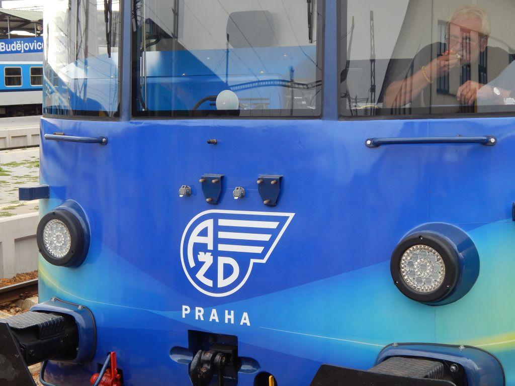 Měřicí vlak AŽD Praha. Autor: Zdopravy.cz/Jan Šindelář