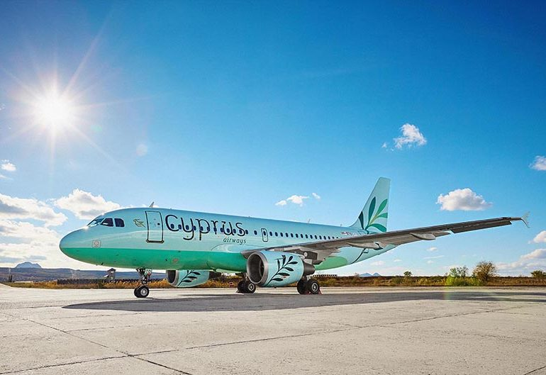 Letadlo Cyprus Airways. Autor: Cyprus Mail