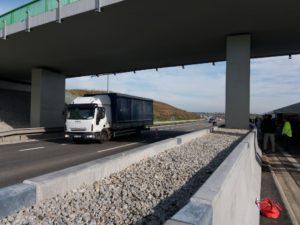 Otevření D3 u Veselí nad Lužnicí. Autor: Zdopravy.cz/Jan Šindelář