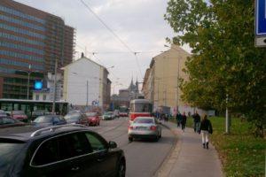 Ulice Dornych. Autor: Magistrát města Brna