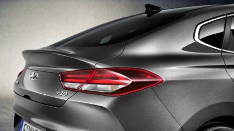 Hyundai i30 fastback. Autor: HMMC