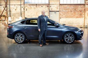 Hyundai i30 fastback. Autor: HMMC a jeho designér Thomas Bürkle. Autor: HMMC