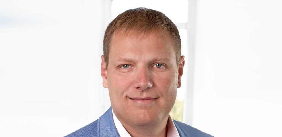 Michal Jurka, generální ředitel Skansky pro Českou a Slovenskou republiku. Foto: Skanska