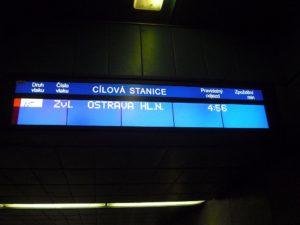 První jízda Leo Expressu. Autor: Zdopravy.cz/Jan Šindelář