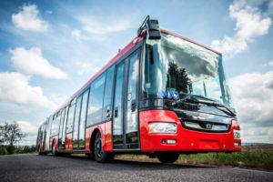 Městský autobus SOR NB. Autor: SOR Libchavy