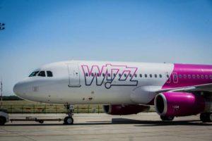 Airbus A320 v nátěru společnosti Wizz Air. Foto: Wizz Air
