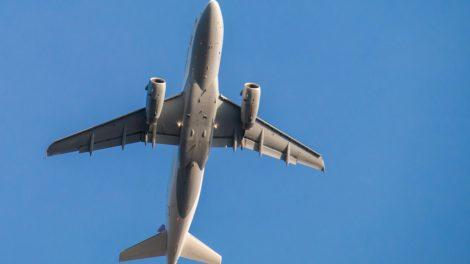 Letadlo: foto: Pixabay/PlanetaCestovani.cZ/licence CC