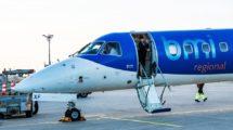 bmi Regional létá do Brna s letadlem Embraer E-145. Foto: bmi Regional
