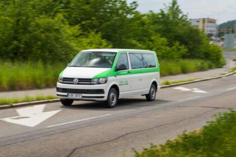 Volkswagen Transporter ve flotile Car4Way: Foto: Car4Way