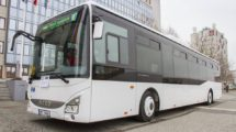 KIDSOK loni zahájil provoz autobusu pro Olomoucký kraj a jeho příspěvkové organizace. Foto: KIDSOK