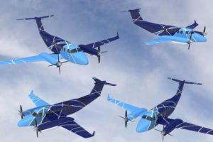 Letouny Beechcraft 350 v barvách ŘLP