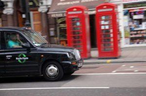Doprava v Londýně. Foto: Jan Sůra