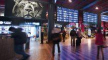 Do portfolia reklamních ploch Railreklam patří i prostory na nádražích. Foto: Railreklam