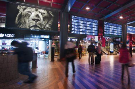 Praha hlavní nádraží. Foto: Railreklam