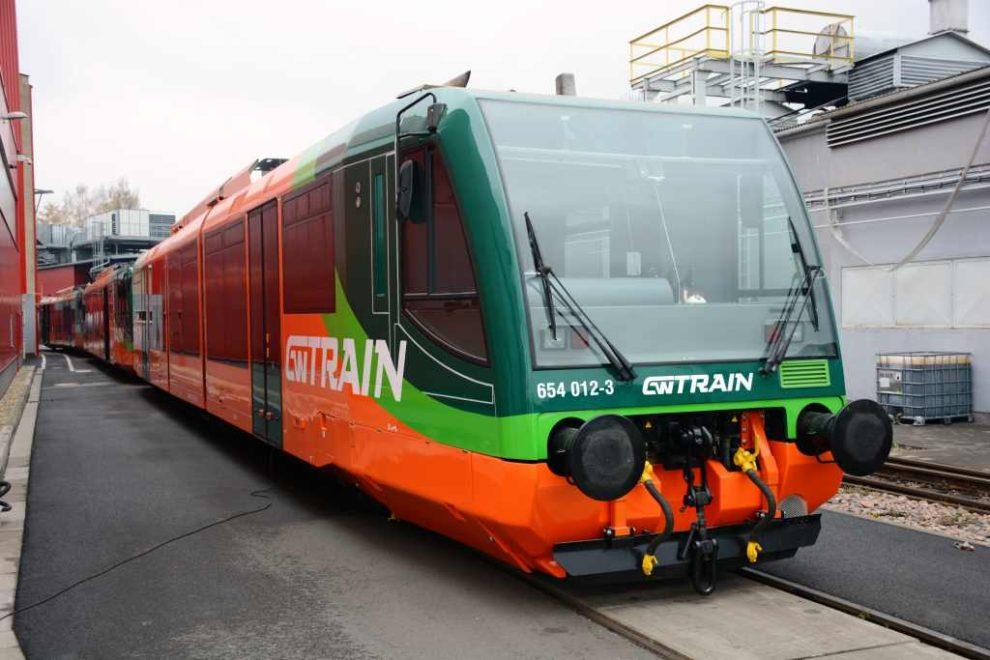 RegioSprintery nakoupil GW Train Regio v Německu u Rurtalbahn. Foto: CZ Loko