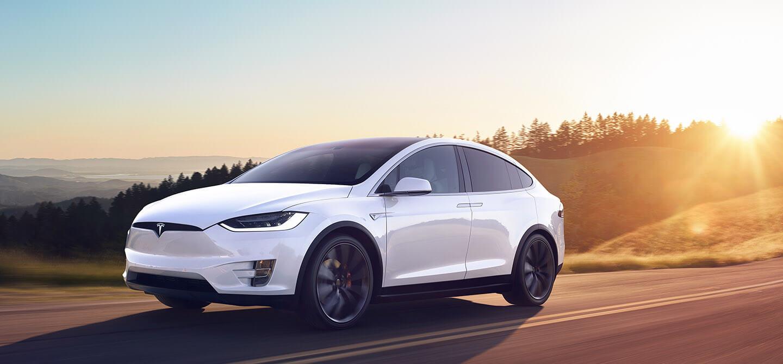 Tesla Model X. Foto: Tesla