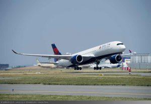 Airbus A350 společnosti Delta Air Lines. Foto: Delta Air Lines