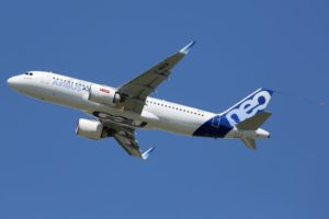 Airbus A320neo. Autor: Shutterstock