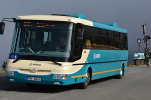 Největším autobusovým dopravcem v závazku Moravskoslezského kraje je Arriva Morava. Autor: Arriva