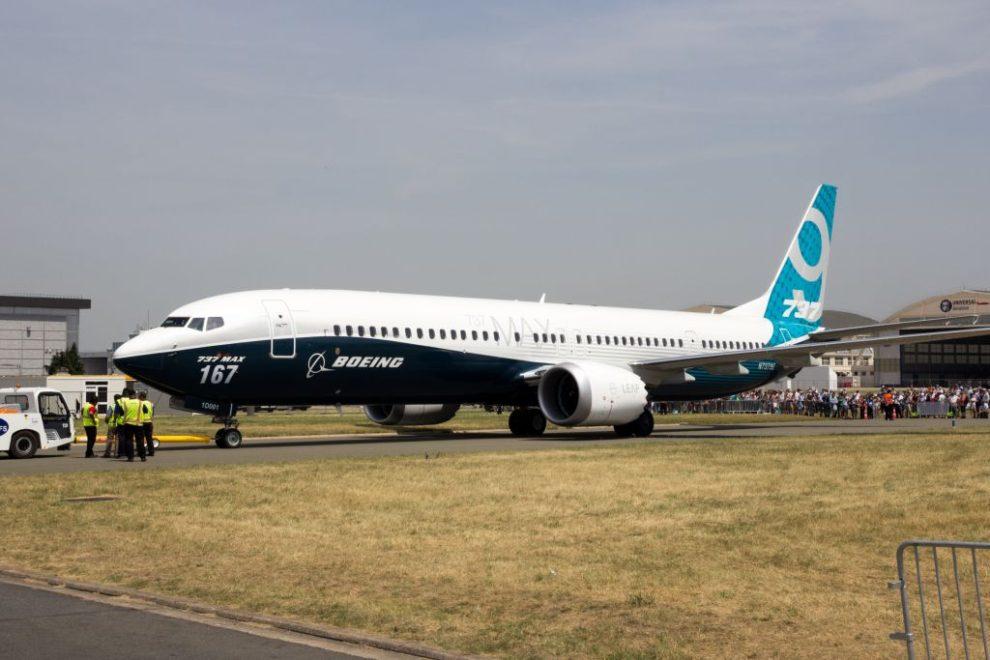 Boeing 737 MAX Autor: Shutterstock