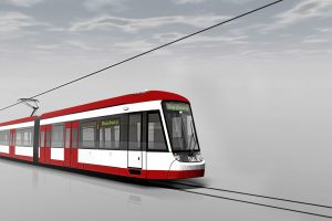 Tramvaj Bombardier Flexity. Autor: Bombardier