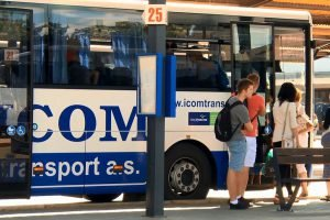 Autobus ICOM, ilustrační foto. Autor: ICOM Transport