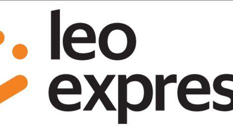 Nové logo Leo Expressu. Autor: Leo Express