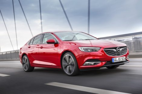 Opel Insignia. Foto: Opel