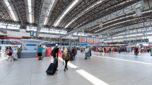 Letiště Praha, Terminál 2. Autor: Letiště Praha