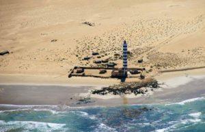 Maják Faro el Cabino, Západní Sahara © Jiří Pruša