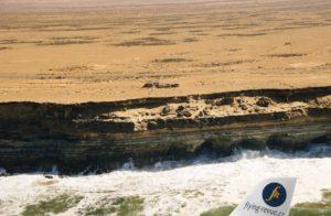 Pobřeží jihozápadní Sahary - Maroko. © Jiří Pruša