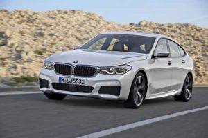 BMW řada 5. Foto: BMW