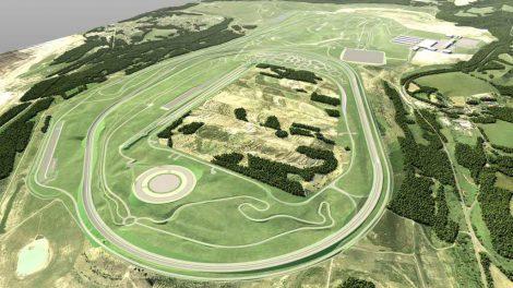 Vizualizace nového zkušebního centra BMW u Sokolova. Foto: BMW