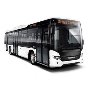 Autobus Scania Citywide, který bude jezdit v Břeclavi. Foto: Scania