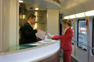 Servis v podání Henry am Zug. Foto: Facebook Henry am Zug
