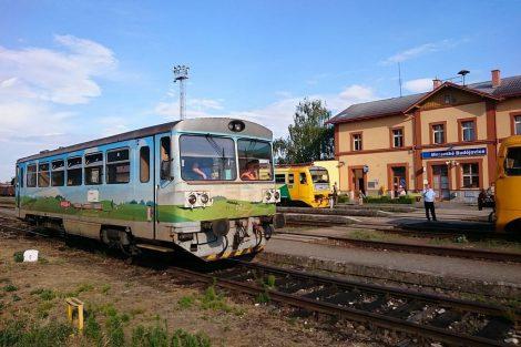 Trať Moravské Budějovice - Jemnice. Zdroj: Railway Capital