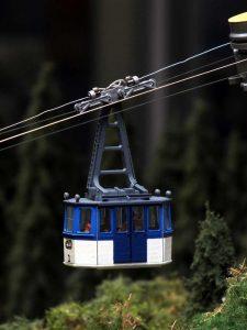 Lanovka na Ještěd. Foto: Království železnic