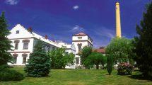 Pivovar Kozel ve Velkých Popovicích. Autor: Plzeňský Prazdroj