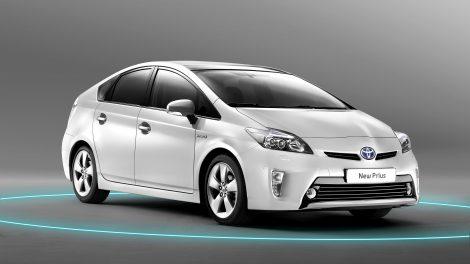 Toyota Prius. Foto: Toyota