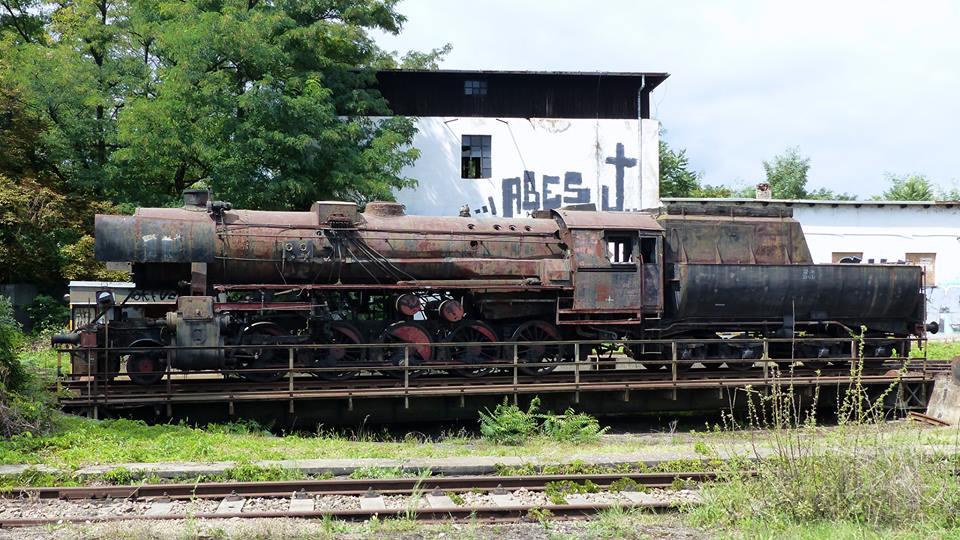 Lokomotiva 555.0186. Foto: KPKV