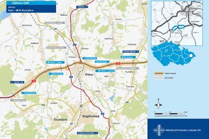 D48-Rybi-Rychaltice. Autor: Ředitelství silnic a dálnic